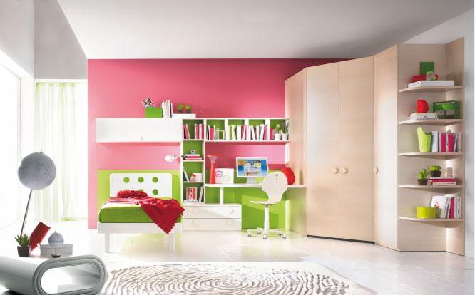 Camere e camerette per bambini su misura falegnameria riganti ...