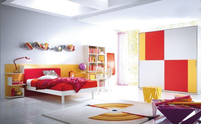Camere e camerette per bambini su misura falegnameria - Camerette per bambini su misura ...