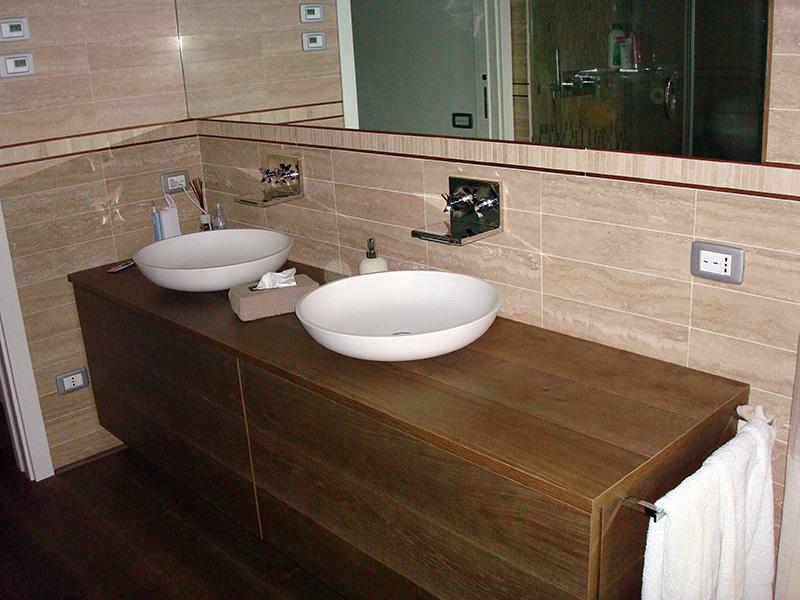 Falegnameria riganti bergamo mobili su misura treviglio - Lavandini da bagno ...